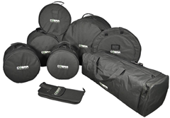 Cobra Padded 8 Piece Drum Set Bags