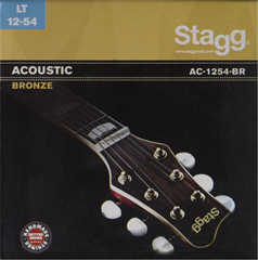 Stagg 12 String Western/Acoustic Phosphor%