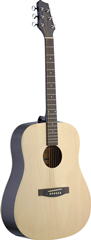 Stagg SA30 Dreadnought Acoustic Guitar N