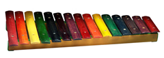 Stagg Coloured 15 Key Xylophone