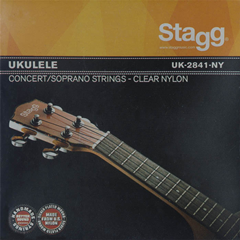 Stagg Nylon Strings for Soprano and Co