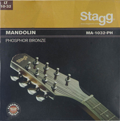Stagg Phosphor Bronze Strings For a Ma