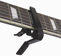 Metal Acoustic Guitar Capo
