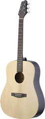 Stagg SA30 Left Handed Dreadnought Acous