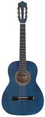 Stagg C530 ? Classical Guitar Blue